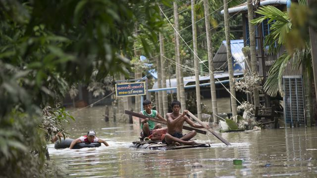 Comment voyager en Birmanie